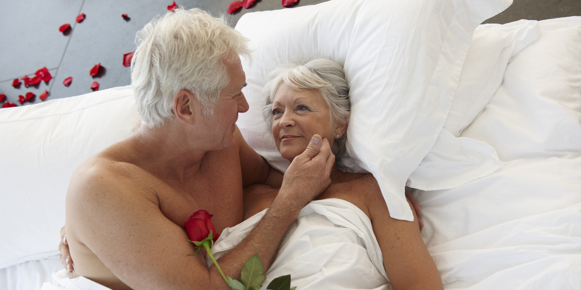 Old age men sex with women