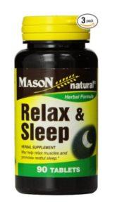 Mason Relax & Sleep