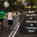 Health Benefits Of Walk